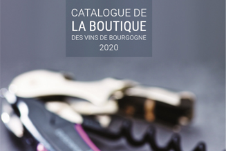 Catalogue de la Boutique