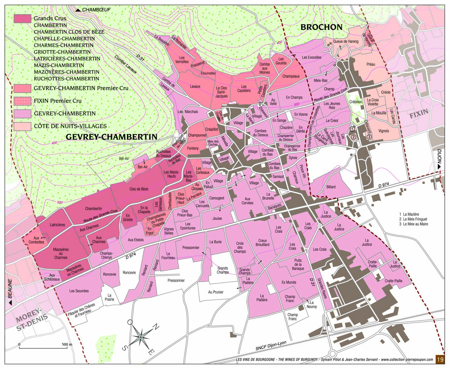 Chapelle-Chambertin - Guide des appellations - Le Figaro Vin