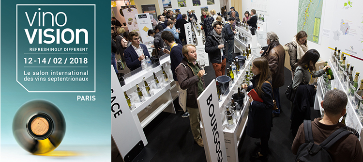 Le Salon International des Vins Septentrionaux à Paris